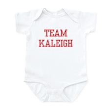 TEAM KALEIGH  Infant Bodysuit