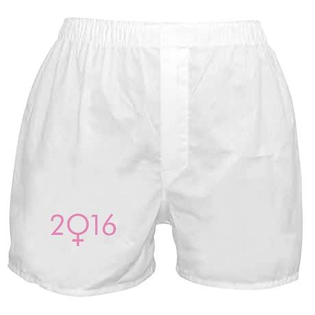 Hillary 2016 Boxer Shorts
