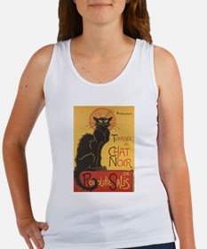 Chat Noir Women's Tank Top