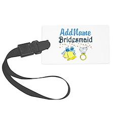 BRIDESMAID Luggage Tag