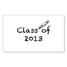 Class of 2013 Decal