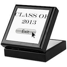 Class of 2013 Keepsake Box