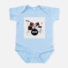 drum kit Body Suit