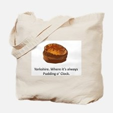 Pudding O Clock Tote Bag