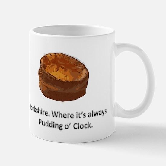 Pudding O Clock Mug