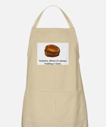 Pudding O Clock Apron