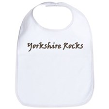 yorkshire rocks Bib