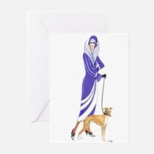 Maude and Sox.png Greeting Cards (Pk of 10)