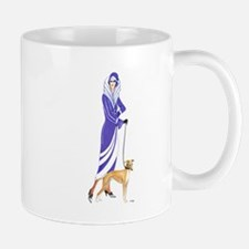 Maude and Sox.png Small Mug