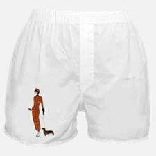 Tilly and Franz.png Boxer Shorts