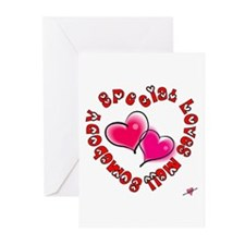 Somebody Special Loves Me Greeting Cards (Package