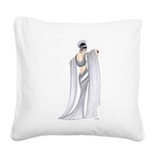 Selene.png Square Canvas Pillow