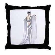 Selene.png Throw Pillow