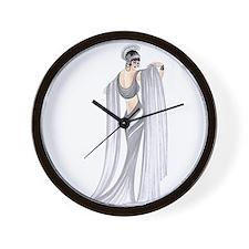 Selene.png Wall Clock