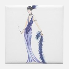 miranda.png Tile Coaster