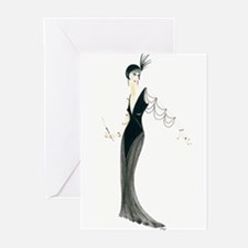 Josephine.png Greeting Cards (Pk of 10)