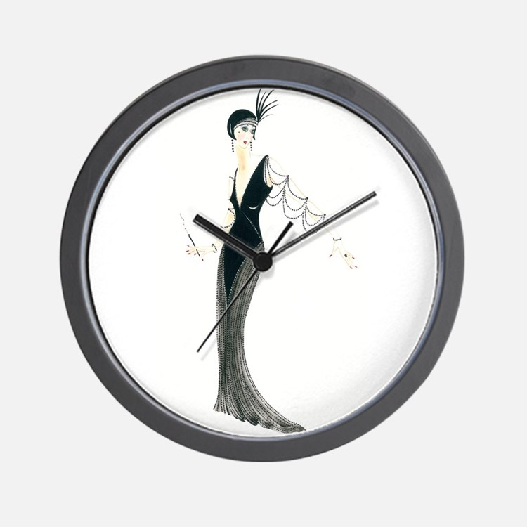 Josephine.png Wall Clock