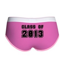 Class of 2013 - Graduation Gifts Women's Boy Brief