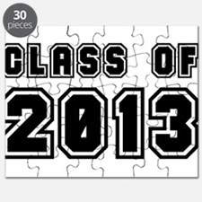 Class of 2013 - Graduation Gifts Puzzle
