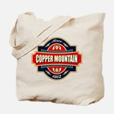 Copper Mountain Old Label Tote Bag