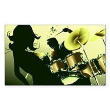 Music 9 Decal