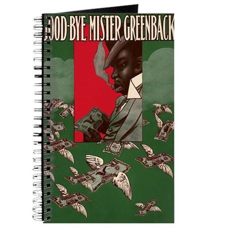 Greenback Dollar Journal