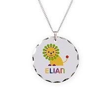Elian Loves Lions Necklace