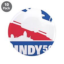 "Cindy 500 Logo 3.5"" Button (10 pack)"