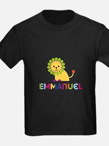 Emmanuel Loves Lions T-Shirt