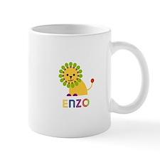 Enzo Loves Lions Mug