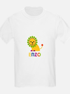 Enzo Loves Lions T-Shirt