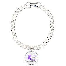 LO Means World H Lymphoma Bracelet