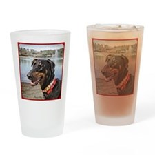Dobie HD Drinking Glass