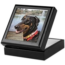 Dobie HD Keepsake Box