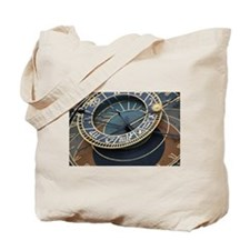 Prague astronomical clock Tote Bag