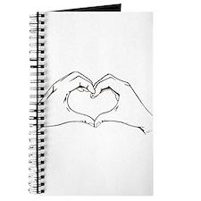 Hand Heart | Journal