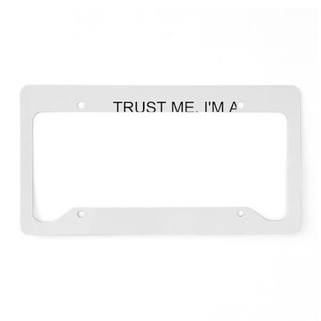 Trust Me, Im A Pharmacy Technician License Plate H