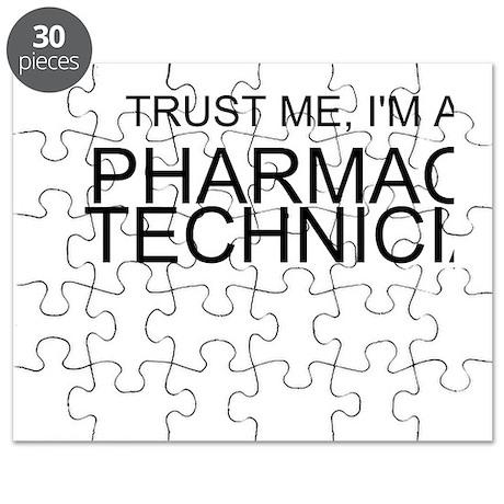Trust Me, Im A Pharmacy Technician Puzzle by bestdesign