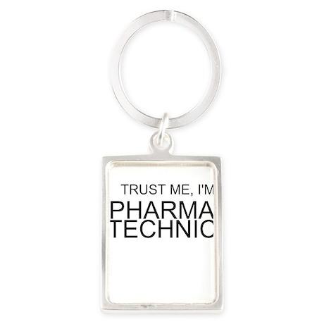 Trust Me, Im A Pharmacy Technician Keychains