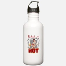 Redheads are HOT.png Water Bottle