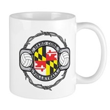 Maryland Volleyball Mug
