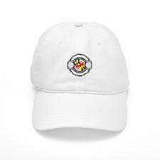 Maryland Volleyball Baseball Cap