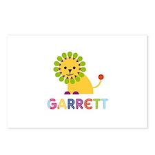Garrett Loves Lions Postcards (Package of 8)