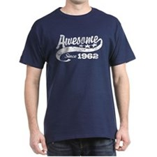 Awesome Since 1962 T-Shirt