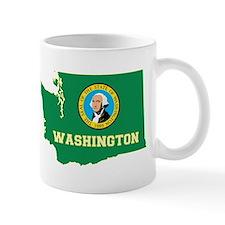 Washington Flag Small Mug