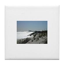 Ortley Beach Tile Coaster