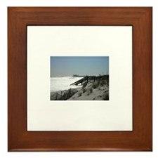 Ortley Beach Framed Tile