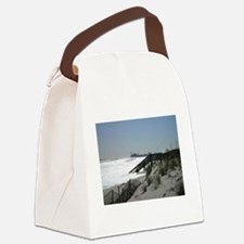 Ortley Beach Canvas Lunch Bag