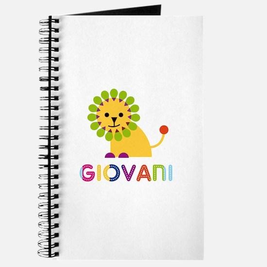 Giovani Loves Lions Journal