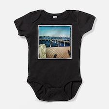 Mantoloking Park Baby Bodysuit